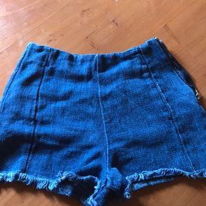 Zara Shorts - High waisted shorts